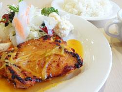 菜・彩・鶏の味噌漬けロースト