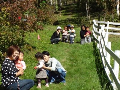 森のこだま館 葛巻保育園 体験と遠足