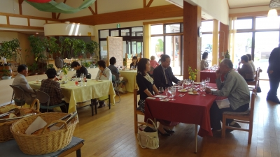 森のこだま館 小塚シェフ イタリアン料理フルコースとくずまきワインを楽しむ会
