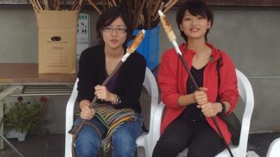 森のこだま館 収穫祭