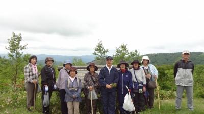 森のこだま館 塩の道山菜収穫体験
